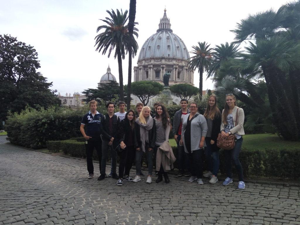 Firmreise nach Rom