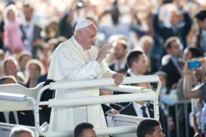 Papstbesuch in Genf 2018 (Bild Esther Stampfer)
