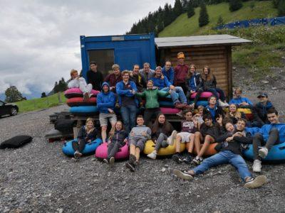 Pfarreilager 2018