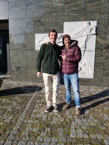 Andreas Koller und Dominik Dozza