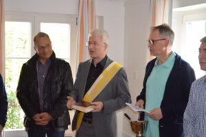 Die Segnung des Wohnhauses Matthias Westermann Katholische Kirche Küsnacht Erlenbach Sozialprojekt