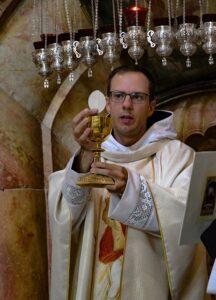 Erste Heilige Messe