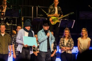 Funtastic der Jugendchor der Pfarrei Küsnacht Erlenbach
