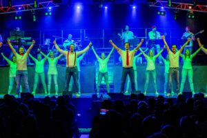 Funtastic Choreographie des Jugendchors Küsnacht Erlenbach