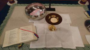 Stellvertretendes Eucharistiefeier
