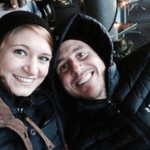 Nicole Wunderli und Dominik Dozza